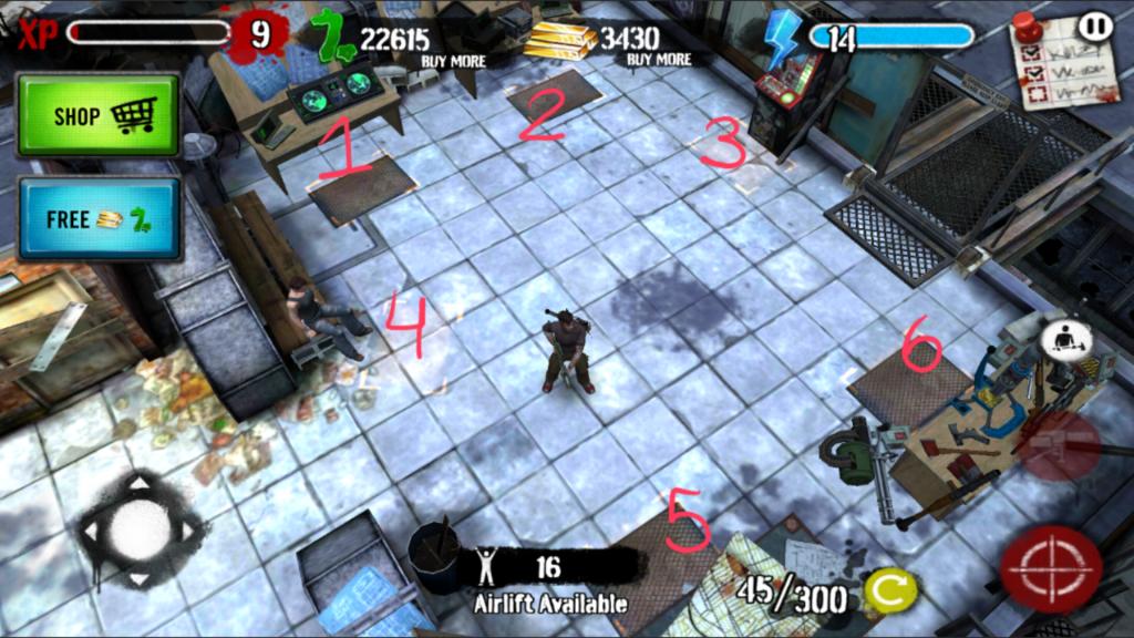 Zombie HQ Base