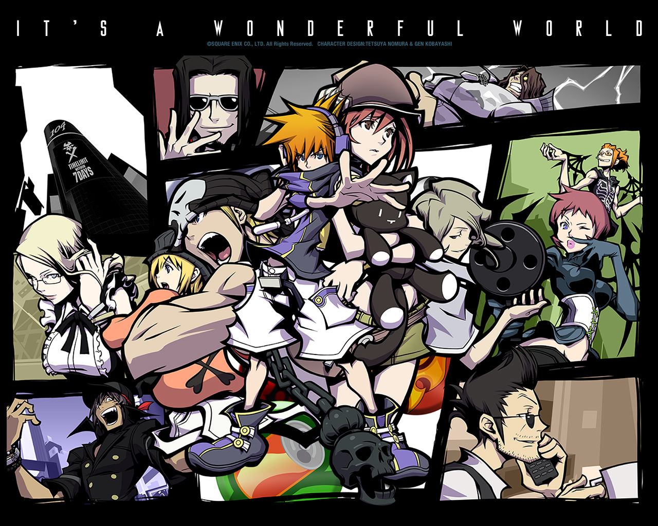 The World Ends With You para Android