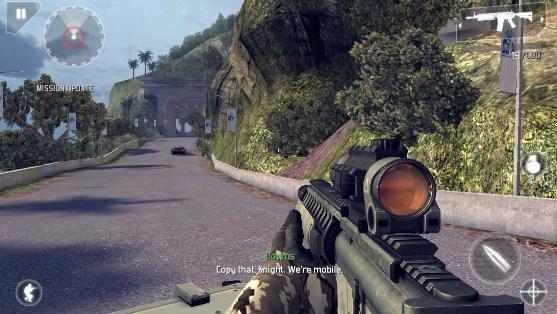 modern combat 5 blackout gameplay