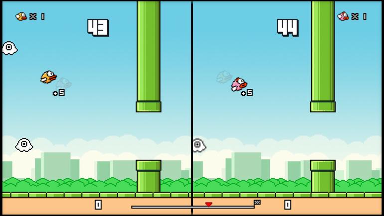Flappy Birds Family Multijugador