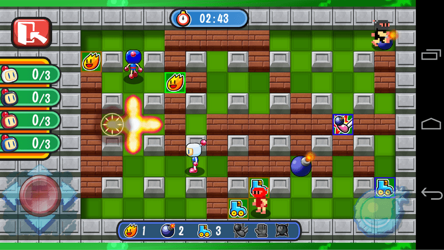 Bomberman-Android