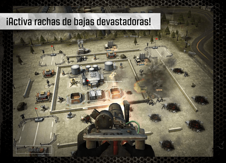 Rachas-de-bajas-Call-of-Duty-Heroes